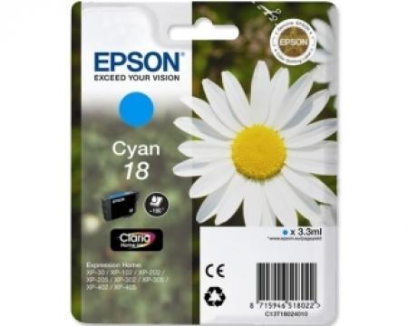 EPSON T1802 cyan kertridž