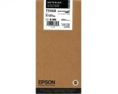 EPSON T5968 UltraChrome HDR mat-crni 350ml kertridž