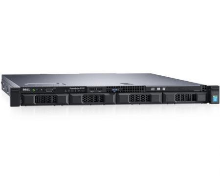 DELL PowerEdge R330 Xeon E3-1220 v5 4-Core 3.0GHz (3.5GHz) 8GB 1TB  3yr NBD