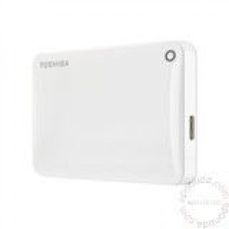 Toshiba Canvio Connect II 2.51TB White, USB 3.0 eksterni hard disk