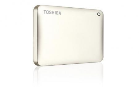 Toshiba Canvio Connect II 2.5500GB Gold, USB 3.0 eksterni hard disk