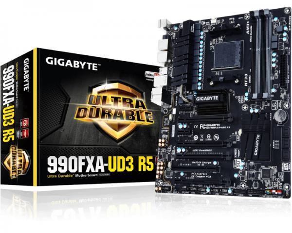 GIGABYTE GA-990FXA-UD3 R5 rev.1.0