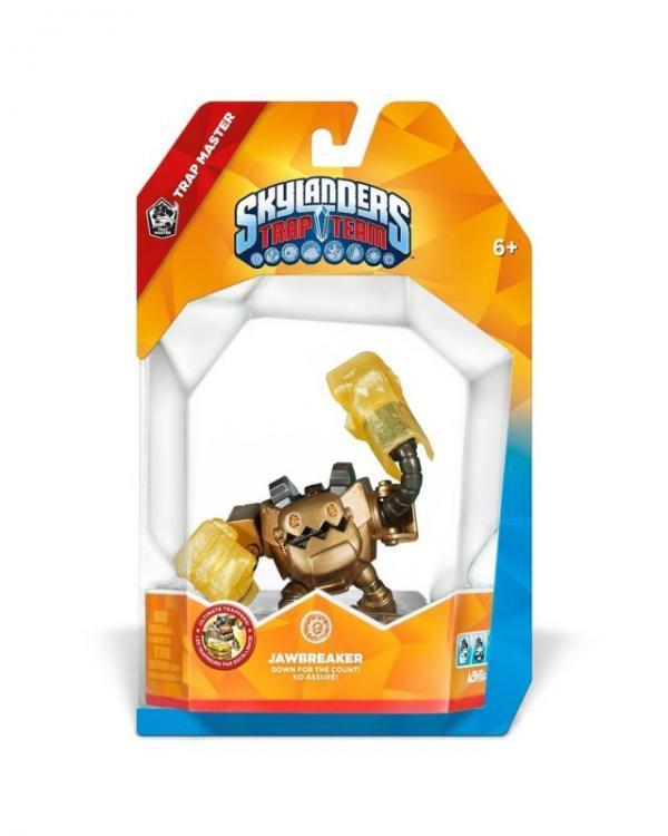 Skylanders Trap Team - Trap Master Jawbreaker