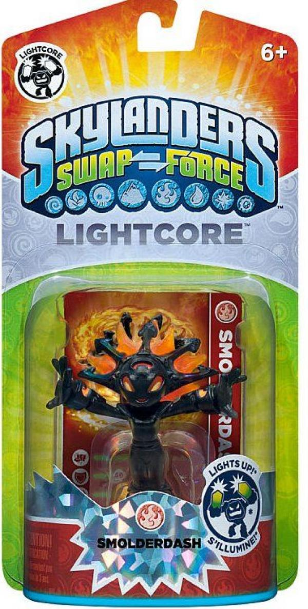 Skylanders SWAP Force Lightcore Smolderdash