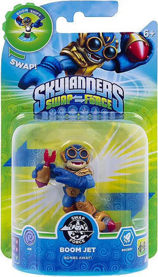 Skylanders SWAP Force Shapeshifter Boom Jet