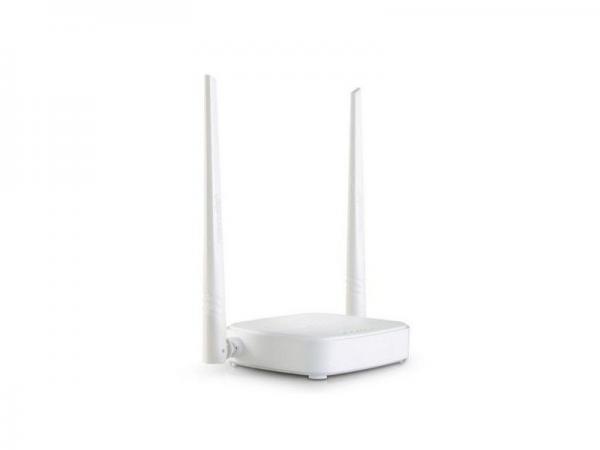 Tenda N301 Wireless N300 Ruter, WISP/universal repeater/WDS-bridge/AP/WPS, 3L/1W fixed antenna 2x5dB