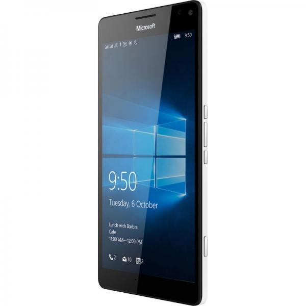 Microsoft Lumia 950 DS White Dual Sim