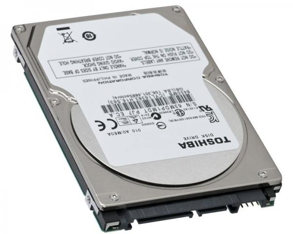 TOSHIBA 500GB 2.5 SATA III 16MB 7.200rpm MQ01ACF050