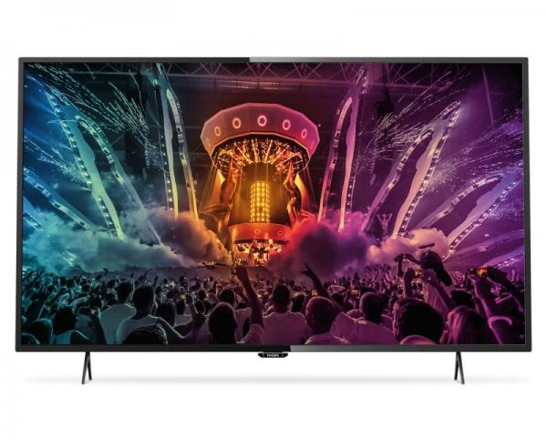 PHILIPS 43 43PUS6101/12 Smart LED 4K Ultra HD digital LCD TV $