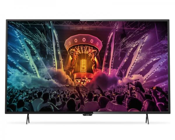 PHILIPS 49 49PUS6101/12 Smart LED 4K Ultra HD digital LCD TV $