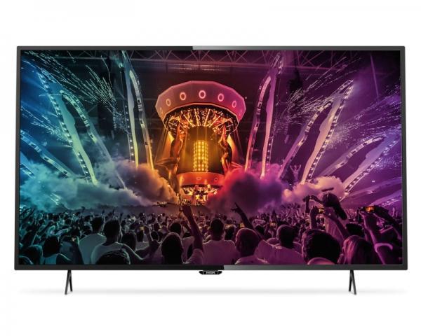 PHILIPS 55 55PUS6101/12 Smart LED 4K Ultra HD digital LCD TV $