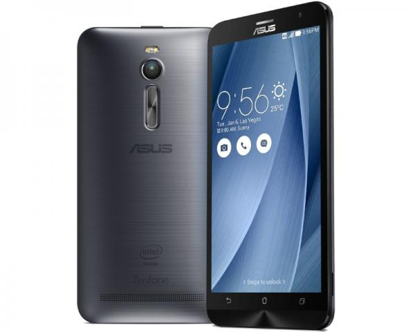 ASUS ZenFone 2 Dual SIM 5.5 FHD 4GB 32GB Android 5.0 srebrni (ZE551ML-6J388WW)