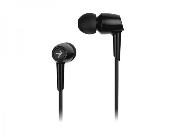 GENIUS HS-M225 crne slušalice sa mikrofonom