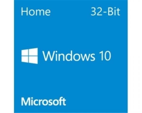 MICROSOFT Windows 10 Home 32bit Eng Intl OEM (KW9-00185)