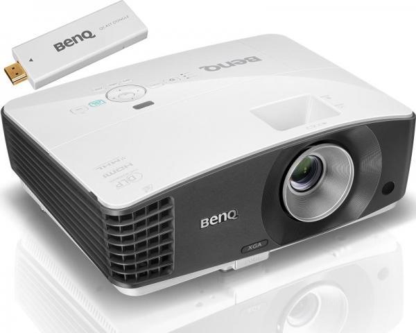 BENQ MX704 QCAST Wi-Fi projektor