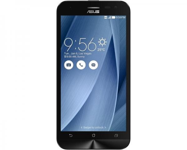 ASUS ZenFone 2 Laser Dual SIM 5 2GB 16GB Android 5.0 srebrni (ZE500KL-SILVER-16G)