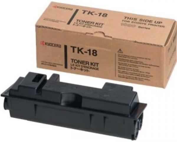 KYOCERA TK-18 crni toner