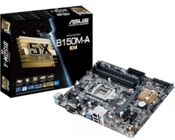 Asus Intel MB B150M-A/M.2 1151