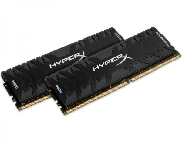 KINGSTON DIMM DDR4 8GB (2x4GB kit) 3000MHz HX430C15PB3K2/8 HyperX XMP Predator