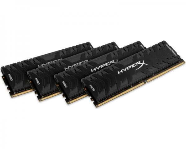 KINGSTON DIMM DDR4 32GB (4x8GB kit) 3200MHz HX432C16PB3K4/32 HyperX XMP Predator