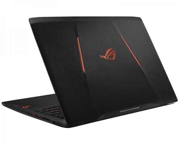 ASUS ROG G502VT-FY068 15.6 FHD Intel Core i7-6700HQ 2.6GHz (3.5GHz) 8GB 1TB 128GB SSD GeForce GTX 970M 3GB Aluminium black + Ranac