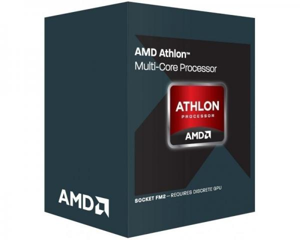 AMD Athlon X4 860K 4 cores 3.7GHz (4.0GHz) Black Edition Box with quiet cooler