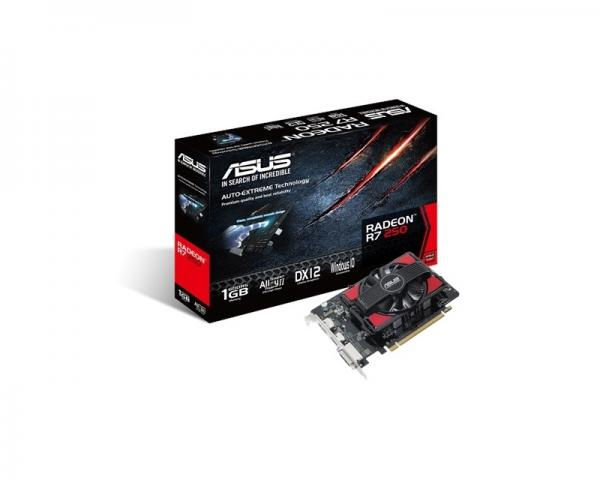 Asus AMD R7 250 1GB 128bit R7250-1GD5-V2