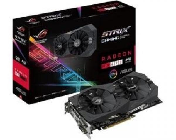 ASUS AMD Radeon RX 470 4GB 256bit STRIX-RX470-4G-GAMING