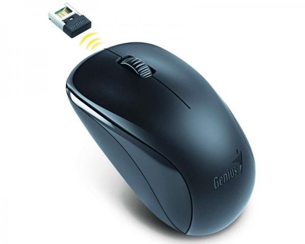 GENIUS NX-7000 Wireless Optical USB crni miš
