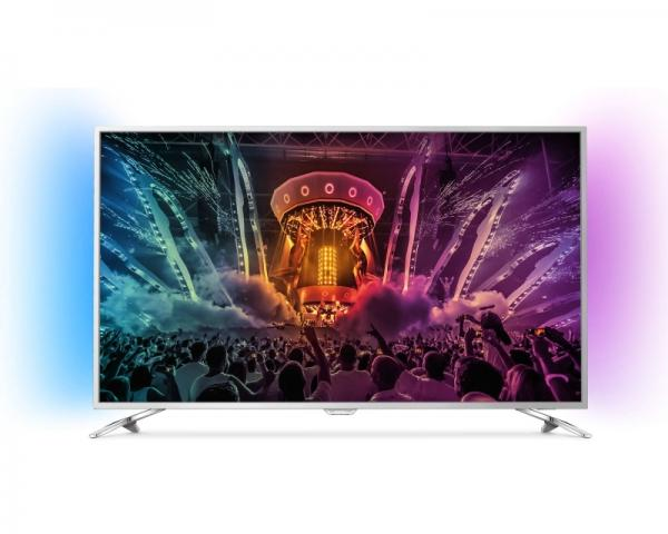 PHILIPS 43 43PUS6501/12 Smart LED 4K Ultra HD Android Ambilight digital LCD TV $