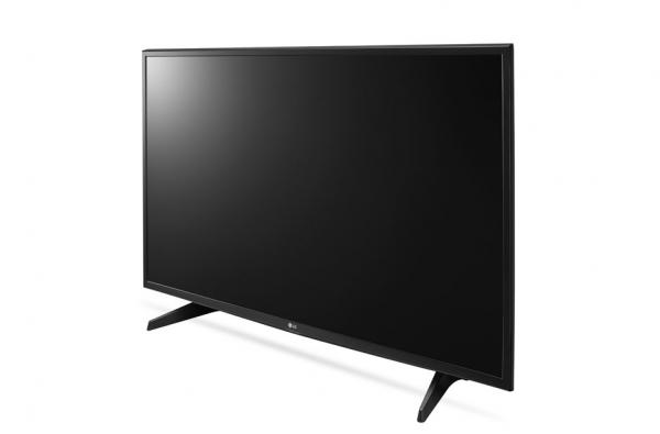 LG 43LH570V LED TV 43 Full HD, Smart Lite,  Metal/Black, Two pole stand
