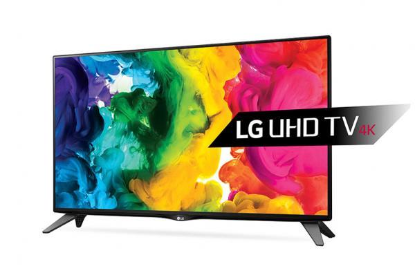 LG 40UH630V LED TV 40 Ultra HD, WebOS 3.0 SMART, T2, Metal/Titan, Eiffel stand