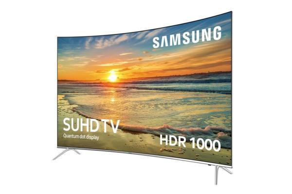 Samsung 49KS7502 Curved/UltraHD/Smart/WiFi/QuadCore/PQI 2200/DVB-TCS2/HDMI x 4/USB x 3/Silver