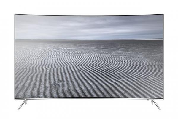 Samsung 43KS7502 Curved/SUHD/UltraHD/Smart/WiFi/QuadCore/PQI 2200/DVB-TCS2/HDMI x 4/USB x 3/Silver