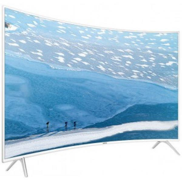 Samsung 49KU6512 Curved/UHD/Smart/WiFi/Quad Core/PQI 1600/DVB-T2CS2/Speaker 20W/HDMI x 3/USB x 2