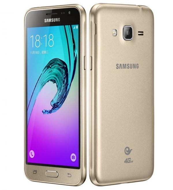 Samsung J320 Gold
