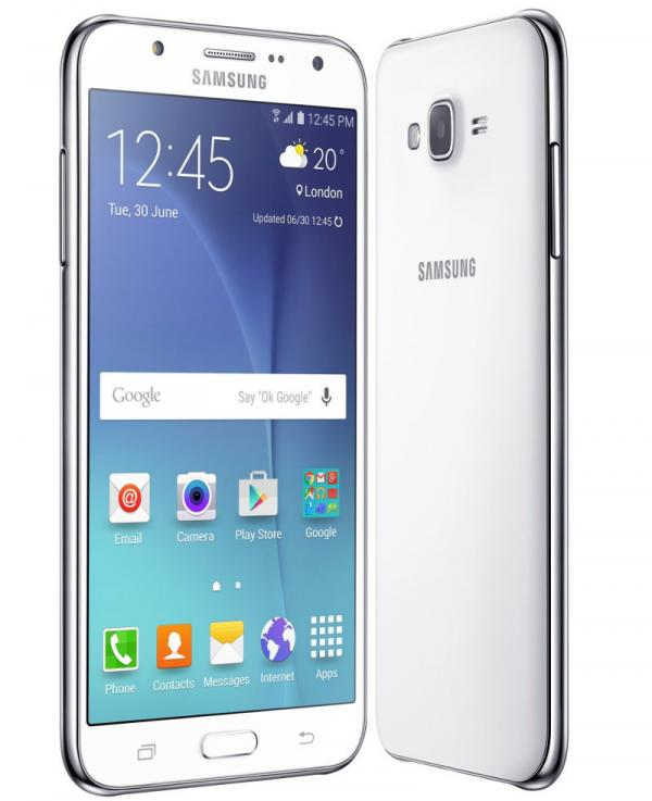 Samsung J5 2015 White DS Dual Sim