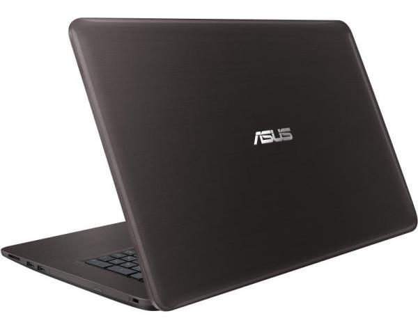 ASUS K756UQ-T4022D 17.3 FHD Intel Core i7-6600U 2.5GHz (3.1GHz) 8GB 1TB GeForce 940MX 2GB ODD braon