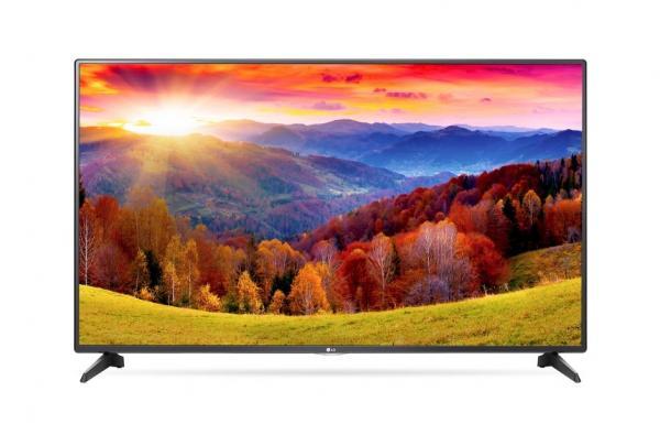 LG 55LH545V LED TV 55 Full HD,T2,  Metal/Silver, Two pole Eiffel