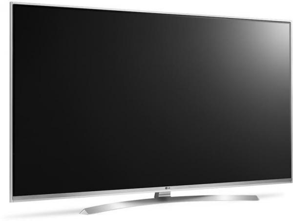 LG 55UH8507 3D LED TV 55 Super Ultra HD, WebOS 3.0 SMART, T2, UniScreen, Crescent stand
