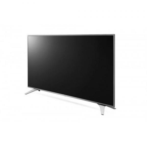 LG 60UH6507 LED TV 60 Ultra HD, WebOS 3.0 SMART, T2, Metal/Silver, Eiffel stand