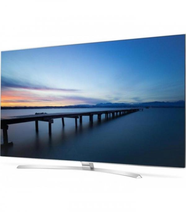 LG 65UH950V 3D LED TV 65 Super Ultra HD, WebOS 3.0 SMART, T2, UniScreen, UltraSlim, Crescent stand