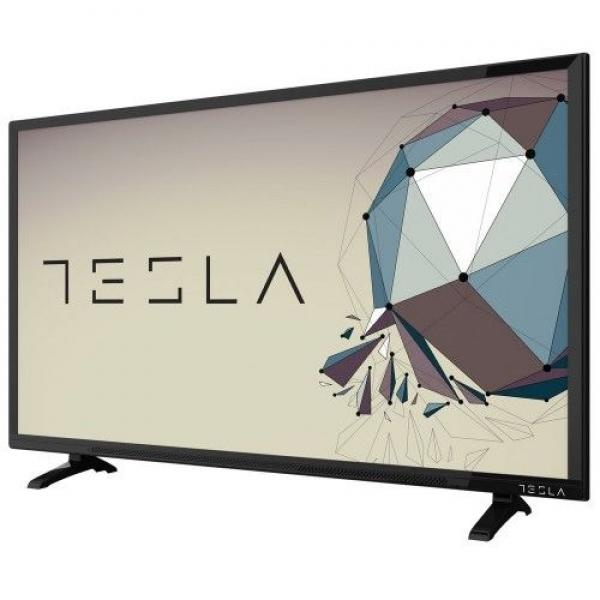 Tesla TV 24S306BH, 24 TV LED, slim DLED, DVB-T2/C/S2, HD Ready