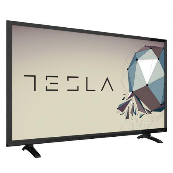 Tesla TV 32S306BH, 32 TV LED, slim DLED, DVB-T2/C/S2, HD Ready