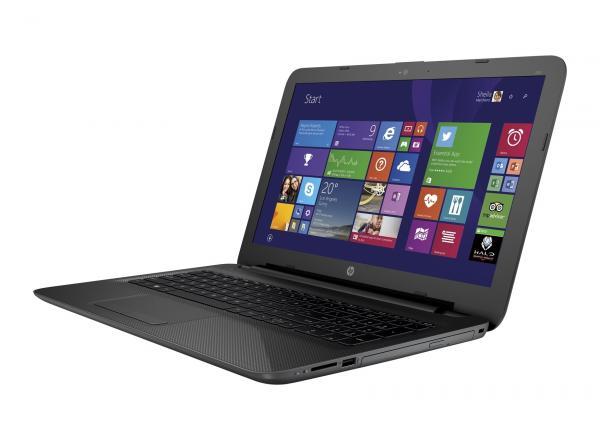 HP 250 G5 Intel i7-6500U/15.6FHD/8GB/1TB/HD Graphics 5500/DVDRW/Win 10 Pro/Silver/EN (W4N62EA)