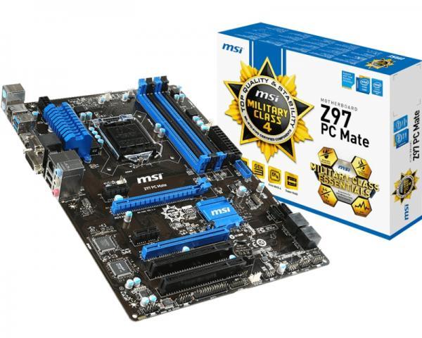 MSI Z97 PC Mate