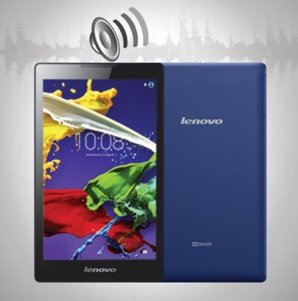 Lenovo IdeaTab2 A8-50 MT8161 QC 1.3GHz/8 IPS 1280x800/1GB/8GB/WiFi/BT/2MP+5MP/Android 5.0
