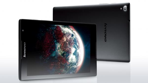 Lenovo IdeaTab S8-50 8 FHD IPS/Intel Z3745/2GB/16GB/8MP+1.6MP/WiFi+4G LTE/Android 4.4/Ebony/299g