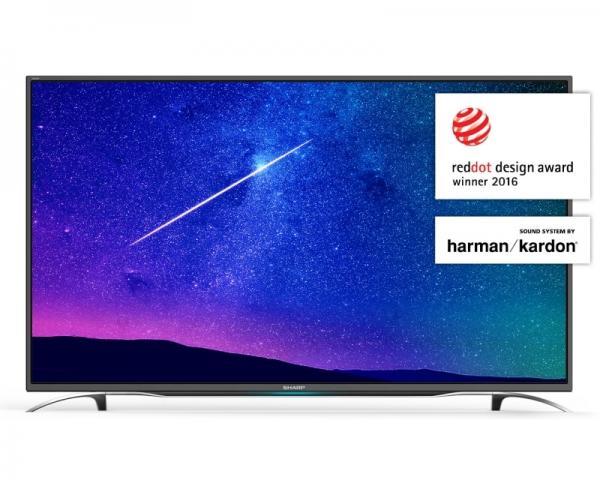 SHARP 55 LC-55SFE7332E Smart 3D Full HD digital LED TV
