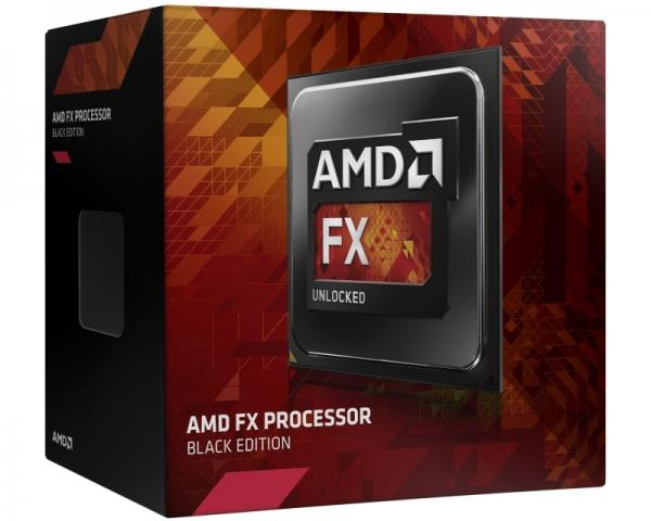 AMD FX-6100 6 cores 3.3GHz (3.9GHz) Black Edition Box